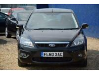 2010 Ford Focus 1.6 ZETEC TDCI 5d 109 BHP + FREE NATIONWIDE DELIVERY + FREE 3 YE