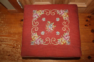 Old Antique Foot Stool London Ontario image 2