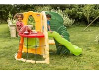 Little Tikes Jungle Climber with Slide RRP £249.99