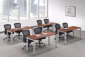"""Like New"" used Steelcase Workstations & tables"