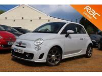 2016 16 ABARTH 500 1.4 595 3D 138 BHP - RAC DEALER