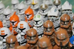 Lego Clone troopers