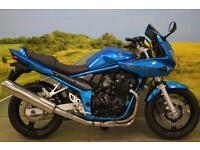 Suzuki Bandit 650 S **ABS, AFTERMARKET SCREEN, OXFORD HEATED GRIPS**