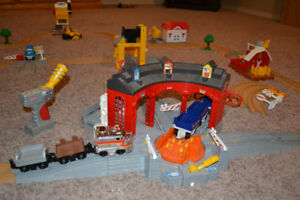 Fisher Price GeoTrax - Multiple Sets