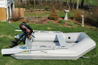 Tender- Zodiac Inflatable 2.4 Meter (8ft) Dinghy