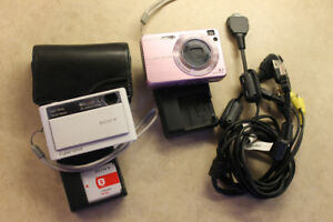 2 Sony Cyber-Shot Cameras for Sale