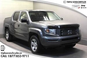 2007 Honda Ridgeline LX 4WD V6 at Well Maintained AND Great Cond