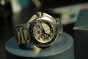 Citizen Eco-Drive Promaster SST Chronograph Watch
