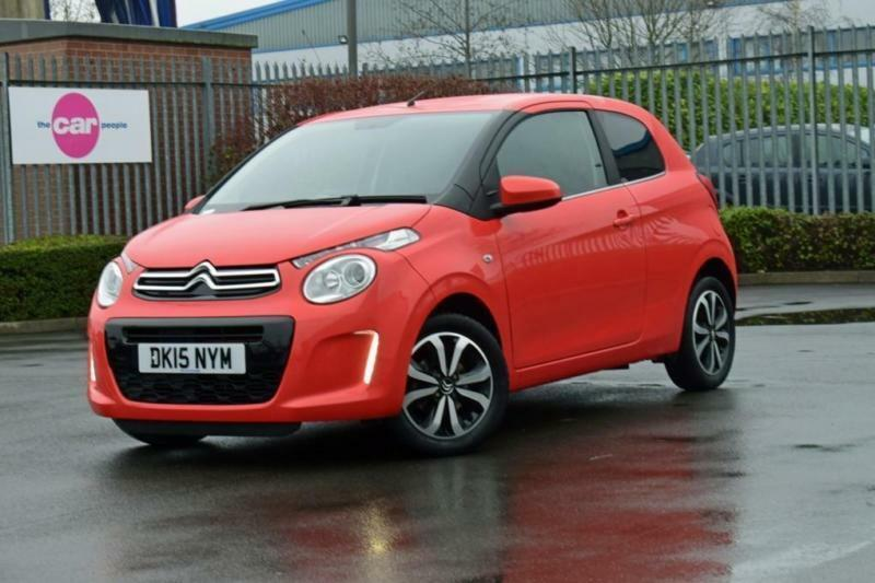 2015 Citroen C1 Citroen C1 10 Vti Flair 3dr In Wakefield West