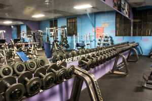 FREE TRIAL AT AMAZING FITNESS!