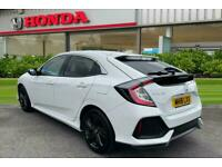 2018 Honda Civic 1.0 VTEC TURBO SR 5-Door Hatchback Petrol Manual