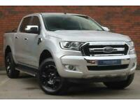 2018 Ford Ranger 3.2 TDCi Limited 1 Double Cab Pickup Auto 4WD 4dr Pickup Diesel