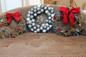 Wreaths and Wreath-Making Supplies Kawartha Lakes Peterborough Area image 1