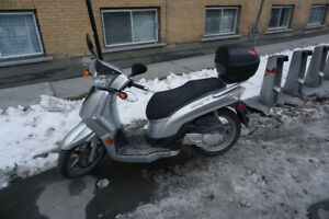 scooter 50 cc 4t