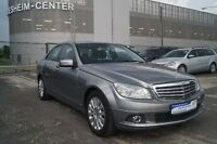 Mercedes-Benz C 180 CGI BlueEFFICIENCY Avantgard Automatik