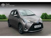 2019 Toyota YARIS HYBRID 1.5 VVT-i Icon Auto Hatchback P/Electric Automatic