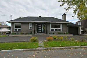 Furnished West-Island home-Minimum 1 month rental-Jan-April