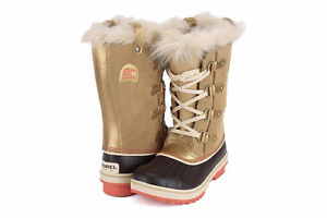 BNIB Sorel Tofino winter boots curry youth girls