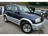 2005 Suzuki Grand Vitara 2.0 16v Estate 5dr SUV Petrol Manual