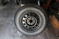 goodyear wrangler ATS LT275 65 18 ( one only)