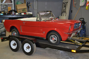 1965 Ford Mustang Handmade Replica Mini-Stang