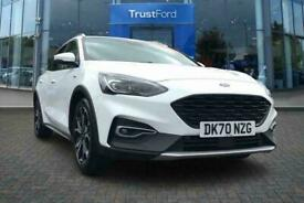 image for 2020 Ford FOCUS ACTIVE 1.5 EcoBlue Active X Vignale (s/s) 5dr with Front & Rear