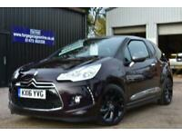 DS DS 3 1.6 BlueHDi DStyle Nav 3dr DIESEL MANUAL 2016/16