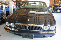 1998 Jaguar XJ8 CHROME Sedan