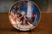 """""""The Dragon Master"""" Royal Doulton Plate by Myles Pinkney"""