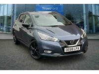 2019 Nissan Micra 1.0 DIG-T 117 N-Sport 5dr **Full Service History, Sports Pack,