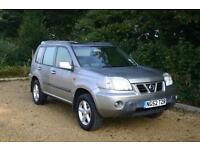 Nissan X Trail Sport done 113838 Miles with FULL SERVICE HISTORY and NEW MOT