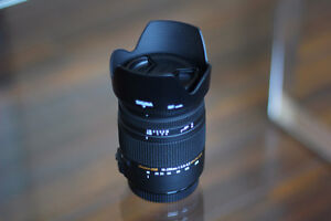 Sigma 18-250mm f/3.5-6.3 DC Macro OS HSM for Canon APS-C