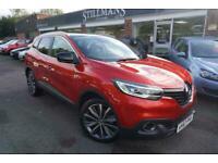 2017 Renault Kadjar 1.2 TCe Signature Nav (s/s) 5dr SUV Petrol Manual