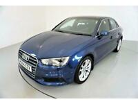 2014 Audi A3 2.0 TDI SPORT 4d AUTO-1 OWNER FROM NEW-PANORAMIC SUNROOF-HEATED SEA