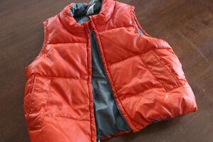 Baby boy GAP vest and fleece 1 to 2 years