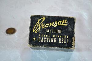 Antique/Antiquité :    Boîte vintage Bronson Meteor