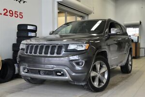 Jeep Grand Cherokee OVERLAND / ECODIESEL / CUIR / ENS. TECHNO 20