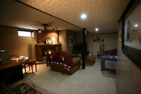 Beautiful 1 BDRM suite - all utilities included