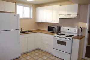 SPACIOUS BASEMENT SUITE INCLUDES HEAT, ELECTRICITY & WATER.