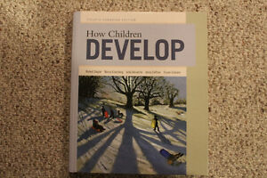 How Children Develop 4th Canadian Edition