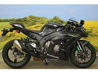 Kawasaki ZX-10R 2016**ABS, LAUNCH CONTROL, QUICK SHIFTER, 811 MILES**