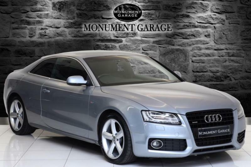 2009 Audi A5 3 0 TDI Quattro S Line 2dr 2 door Coupe | in Brigg,  Lincolnshire | Gumtree
