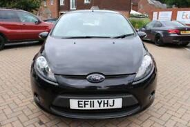 2011 11 FORD FIESTA 1.2 EDGE 5D 81 BHP