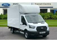 Ford Transit 2.0 EcoBlue 130ps Chassis Cab Chassis Cab Diesel Manual