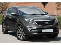 2015 Kia Sportage 1.6 GDi 2 Manual SUV Petrol Manual