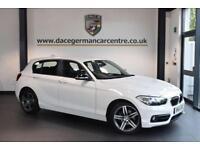 2016 66 BMW 1 SERIES 1.5 118I SPORT 5DR AUTO 134 BHP SERVICE PLAN