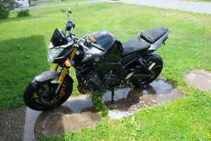 Motorcycle - 2013 Yamaha FZ8ND For Sale - No Trades