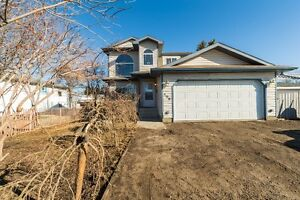 1623 SQ FT Two Storey in Cardiff!!! Only 5 Minutes to Morinville