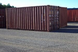 20' Used Cargo Containers