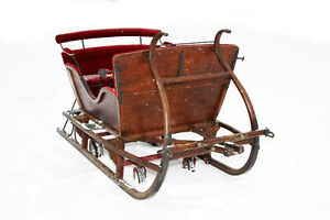 Looking to buy Antique horse sleigh